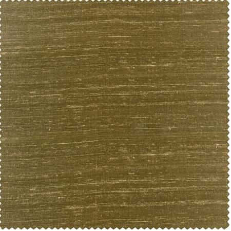 Sconce Gold Textured Dupioni Silk Swatch