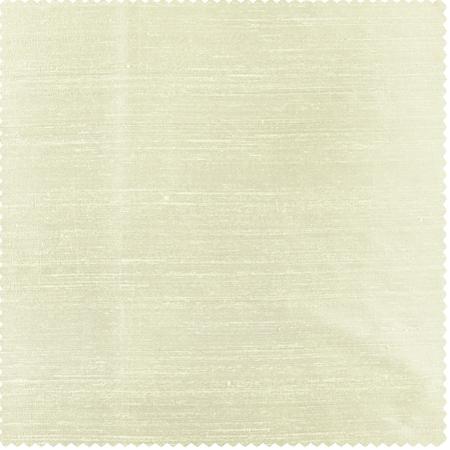 Pearl Textured Dupioni Silk Swatch