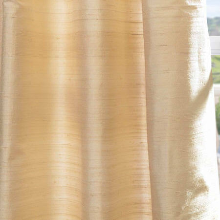 Maplewood Textured Dupioni Silk Swatch