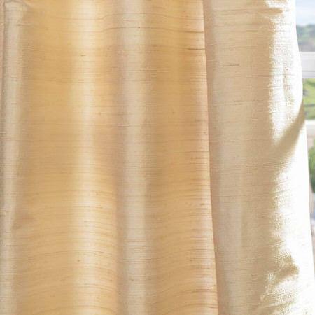 Maplewood Textured Dupioni Silk Swatch