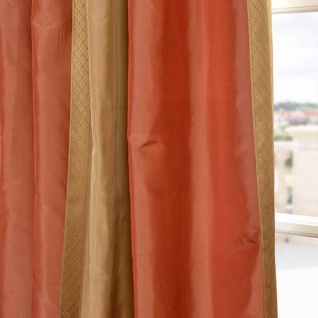 Somerset Silk Stripe Swatch
