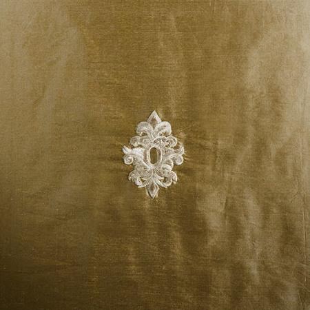 Mirror Butternut Gold Silk Swatch
