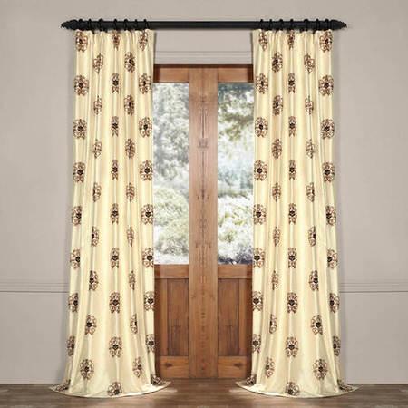 London Silk Curtain
