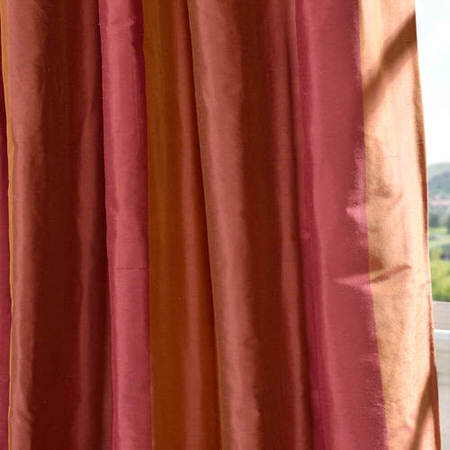 Woodbury Silk Taffeta Stripe Swatch