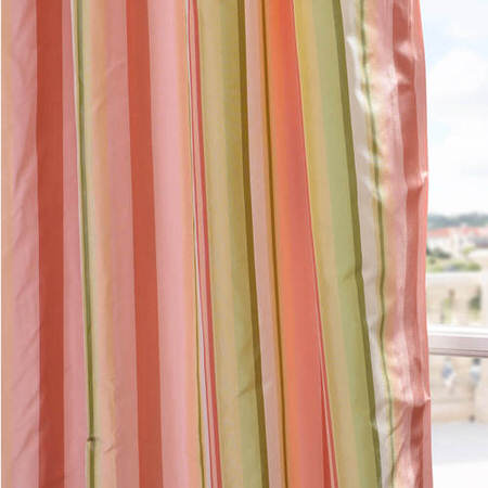 Serendipity Silk Taffeta Stripe Swatch