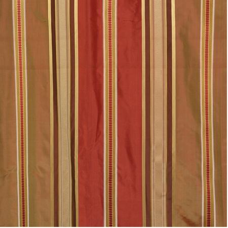 Alton Multi Stripe Designer Silk Swatch