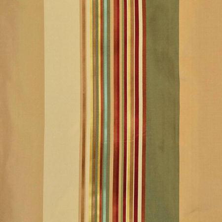 Haxby Multi Stripe Designer Silk Swatch