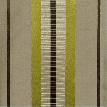 Bolton Multi Stripe Designer Silk Swatch