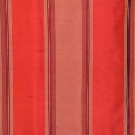 Clare Multi Stripe Designer Silk Swatch