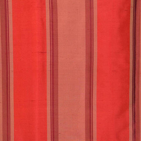 Clare Multi Stripe Designer Silk Swatch