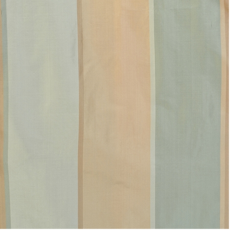 Hayle Multi Stripe Designer Silk Swatch