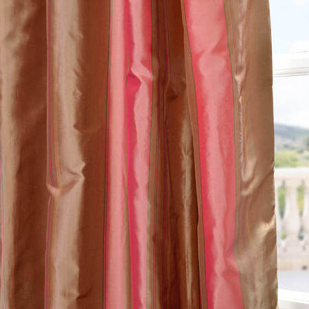 Hawthorne Silk Stripe Swatch