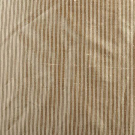 Cambridge Taupe Silk Stripe Swatch