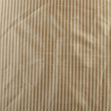 Cambridge Taupe Silk Stripe Swatch