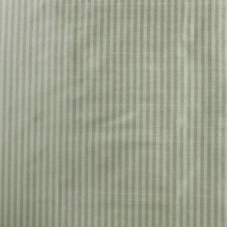 Cambridge Silver Mist Silk Stripe Swatch