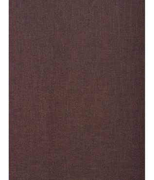 Chestnut Heavy Faux Linen Swatch