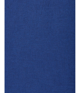 Estate Blue Heavy Faux Linen Swatch