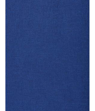 Estate Blue Heavy Faux Linen Swatch
