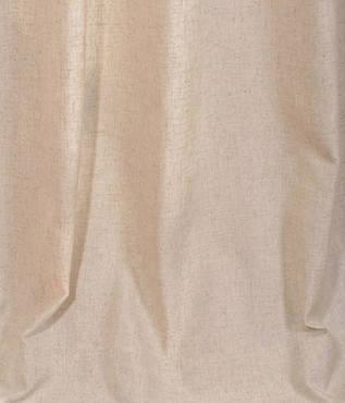 Hilo Natural Linen Blend Solid Swatch