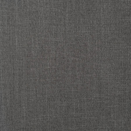Phantom Grey Faux Linen Swatch