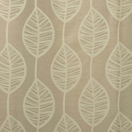 Oahu Taupe Faux Silk Jacquard Swatch