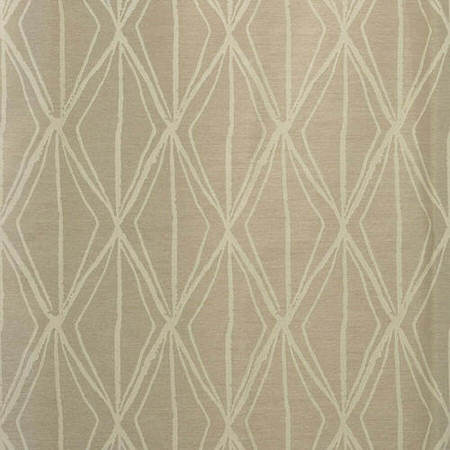 Hawaii Taupe Faux Silk Jacquard Swatch