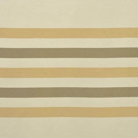 Creme Brulee Horizontal Stripe Jacquard Swatch