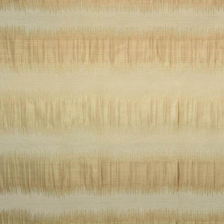 Summer Sunset Horizontal Stripe Faux Silk Jacquard Swatch