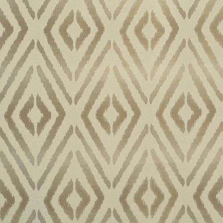 Dart Natural Faux Silk Jacquard Swatch