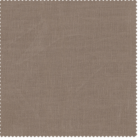 Flax Beige French Linen Swatch