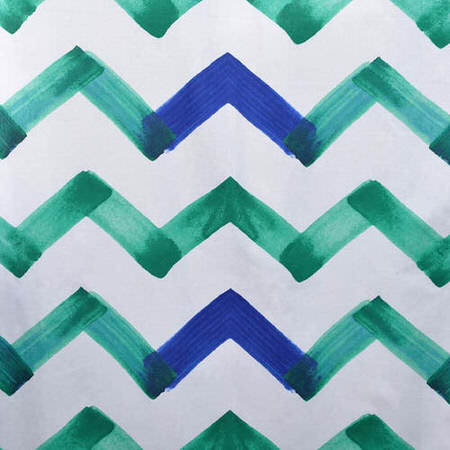 Canvas Blues Printed Cotton Swatch