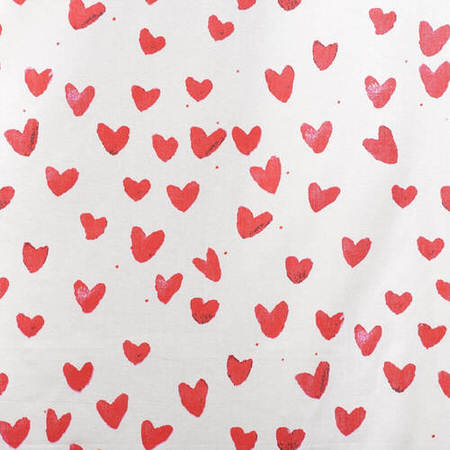 Sweethearts Printed Cotton Swatch