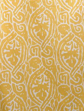 Zambia Corn Printed Cotton Swatch