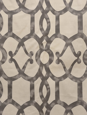 Ashford Printed Cotton Swatch
