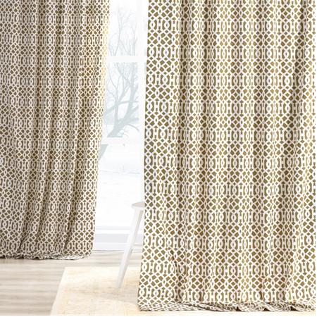 Nairobi Desert Printed Cotton Curtain