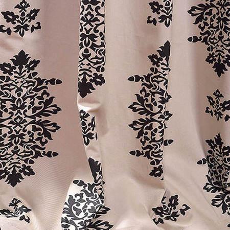 Jakarta Khaki Printed Cotton Swatch