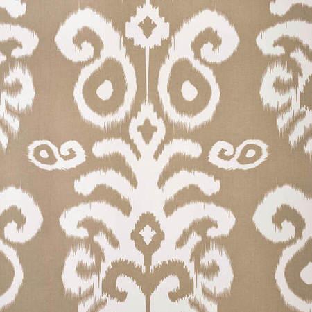 Sri Lanka Dove Grey Printed Cotton Twill Swatch