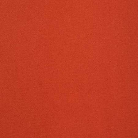 Bombay Rust Cotton Twill Swatch