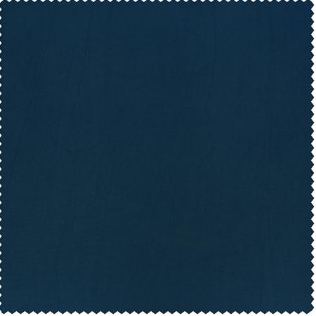 Azul Faux Silk Taffeta Swatch