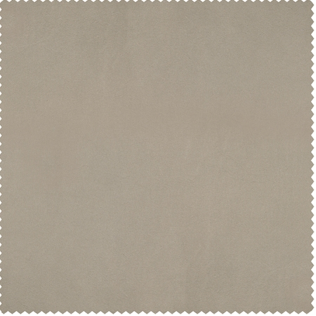 Antique Beige Faux Silk Taffeta Swatch