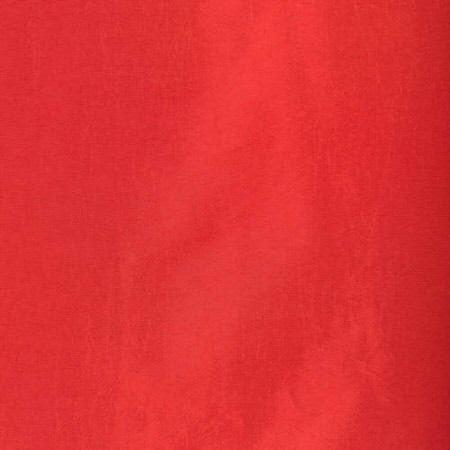 Hollywood Red Faux Silk Taffeta Swatch