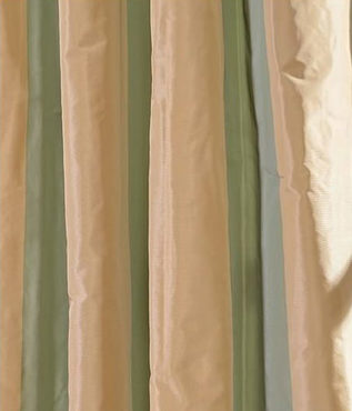 Orinda Faux Silk Taffeta Stripe Swatch