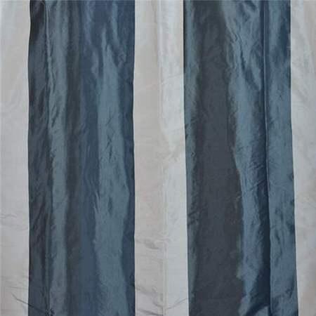Park Avenue Faux Silk Taffeta Stripe Swatch