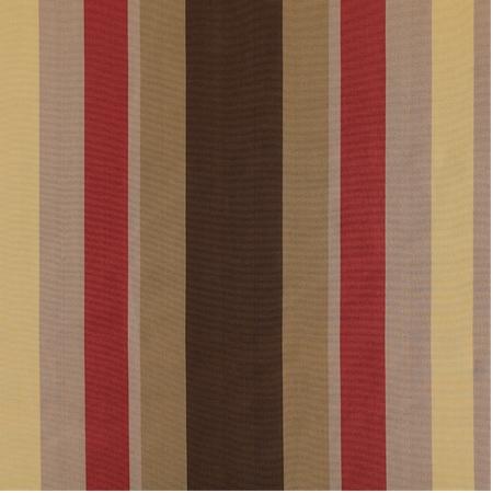 Mirage Faux Silk Taffeta Stripe Swatch