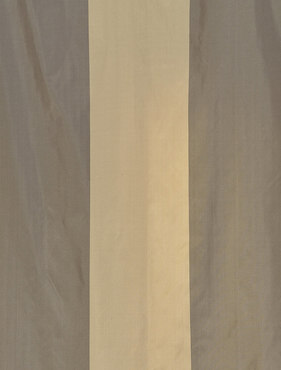 Prague Faux Silk Taffeta Stripe Swatch