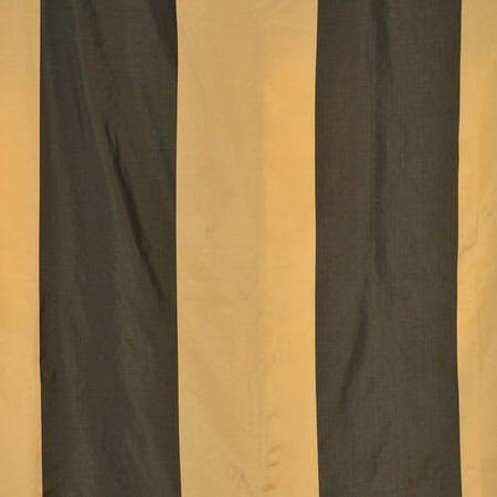 Madrid Faux Silk Taffeta Stripe Swatch