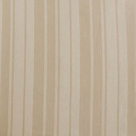 Cayman Natural Striped Linen Sheer Swatch