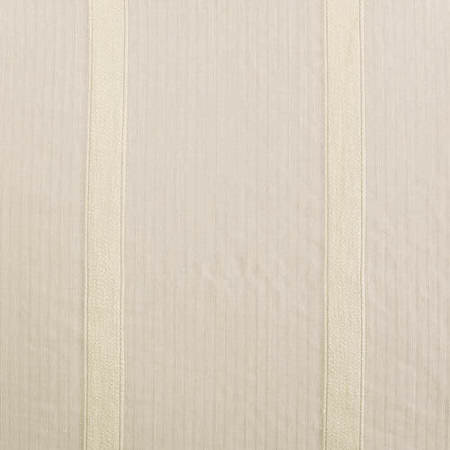 Antigua Off White Striped Linen Sheer Swatch
