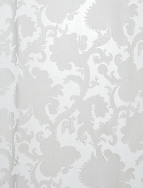 Venus White Designer Sheer Swatch