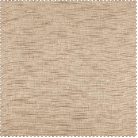 Open Weave Natural Linen Swatch